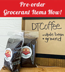 Pre-order Grocerant Items Now!